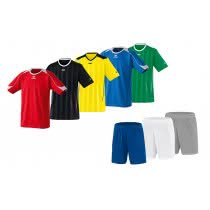 6-teiliges Paket (3 Shirts, 3 Shorts)