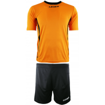 "Legea Trikot-Set ""Düsseldorf"" Orange/Schwarz"