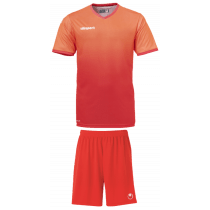 "Uhlsport Trikot-Set ""Division / Center Basic II"" Rot"