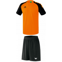 "Erima Trikot-Set ""Tanaro 2.0 / Celta"" Orange/Schwarz"